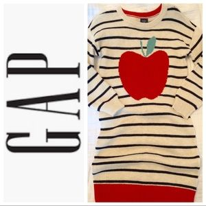 Gap Apple Sweater Dress